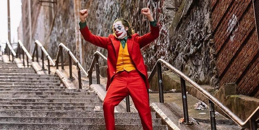Joker baile