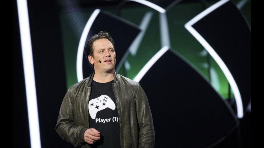 Phil Spencer, vicepresidente de la división de Videojuegos de Microsoft.