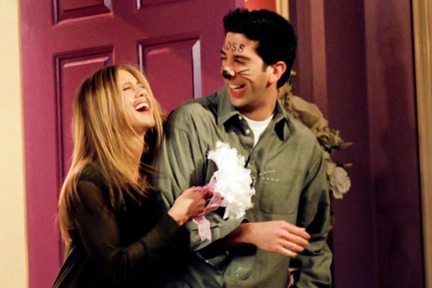 Friends - Boda Rachel y Ross