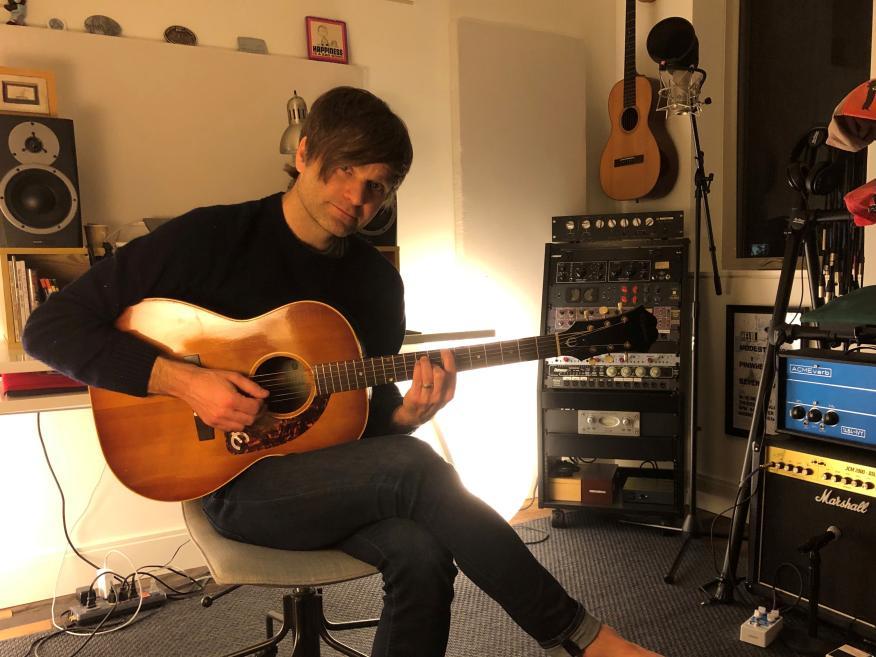 guitarra, música