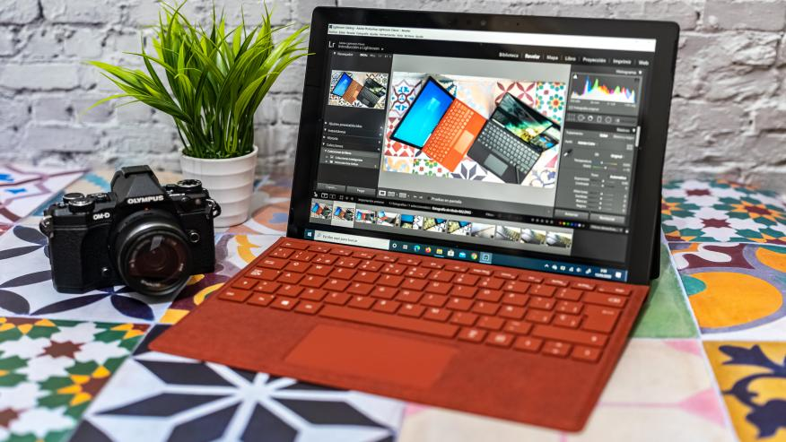 Microsoft Surface Pro X y Surface Pro 7