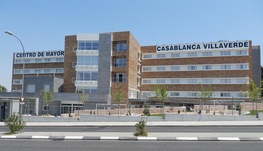 Residencia Grupo Casablanca en Villaverde