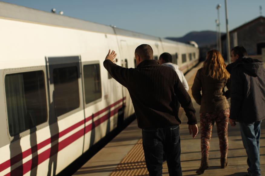 Tren de Renfe