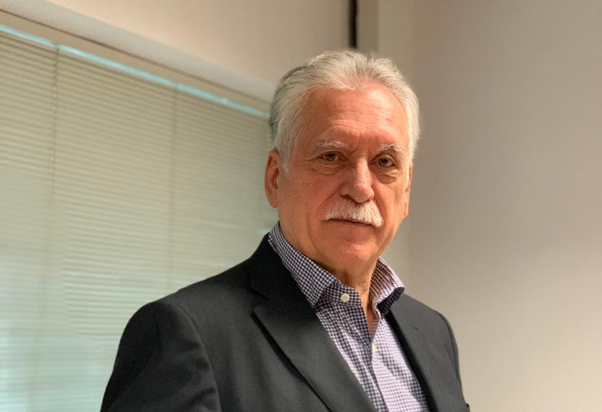 El presidente de Plus Ultra Líneas Aéreas, Fernando García Manso.