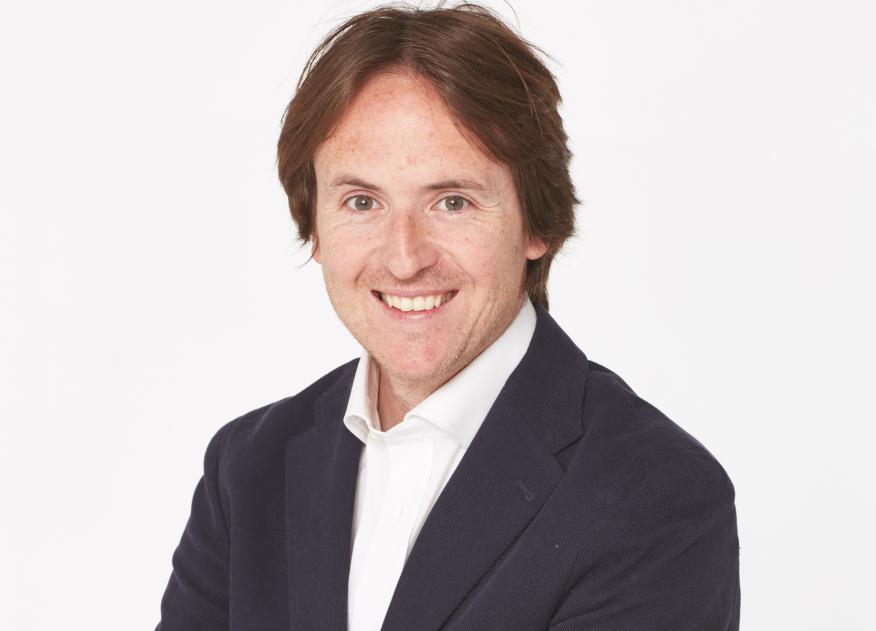 Guillermo Corominas, director de Relaciones Institucionales de Mango