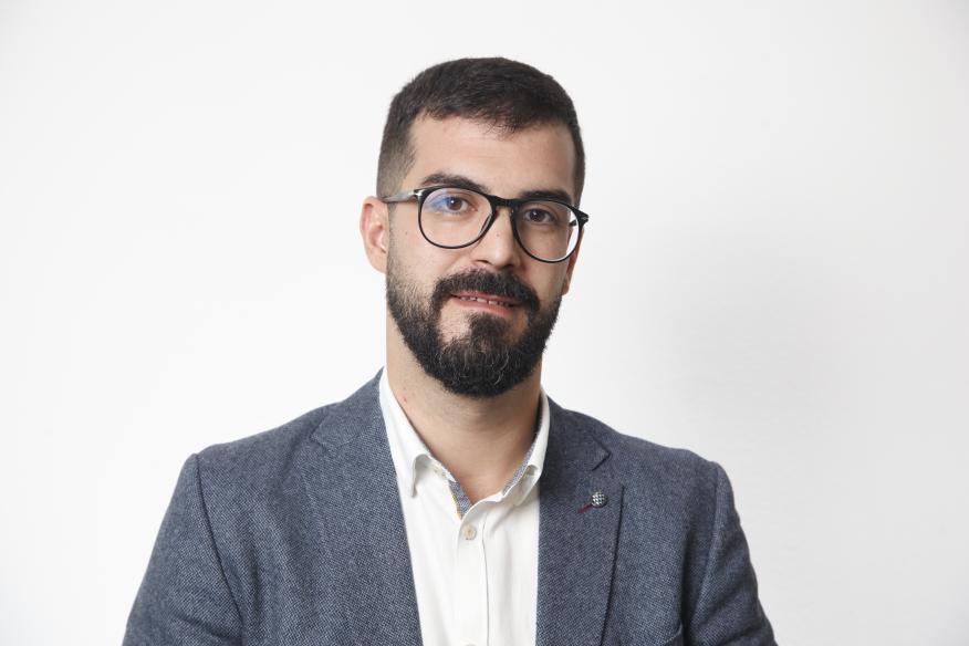 El CEO y cofundador de Signaturit Juan Zamora.