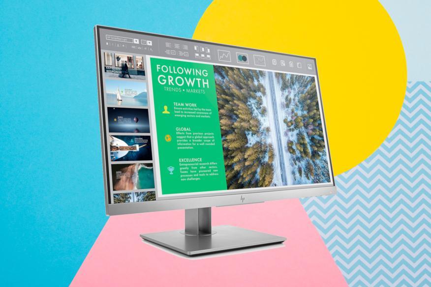 monitor ajustable HP Elite Display
