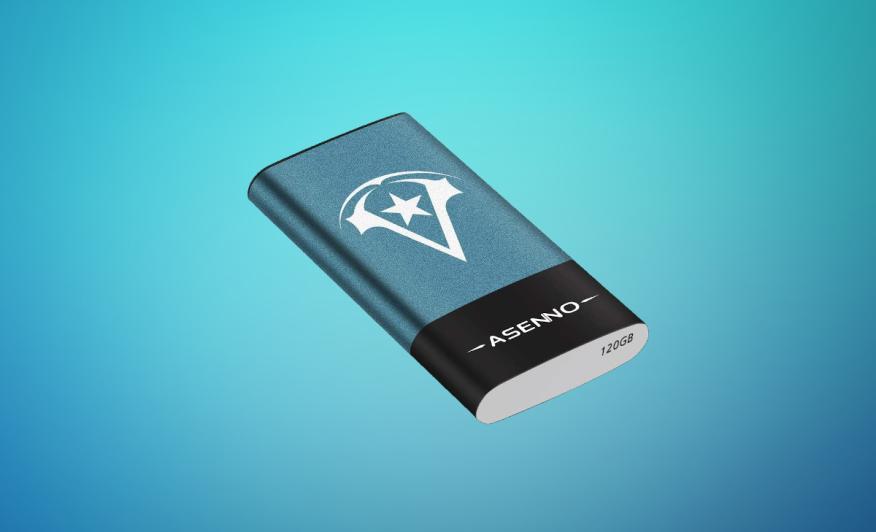 SSD externo Asenno