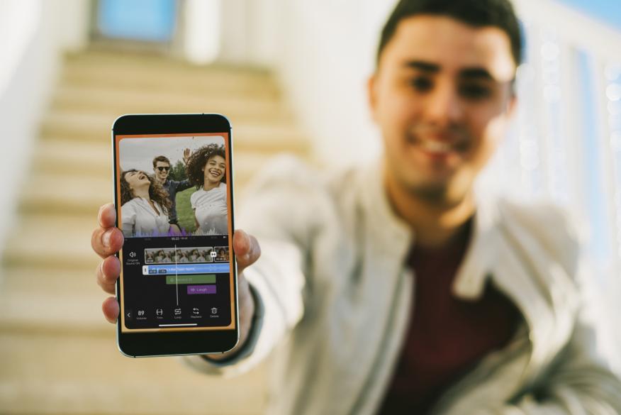 Aplicaciones de edición de vídeo