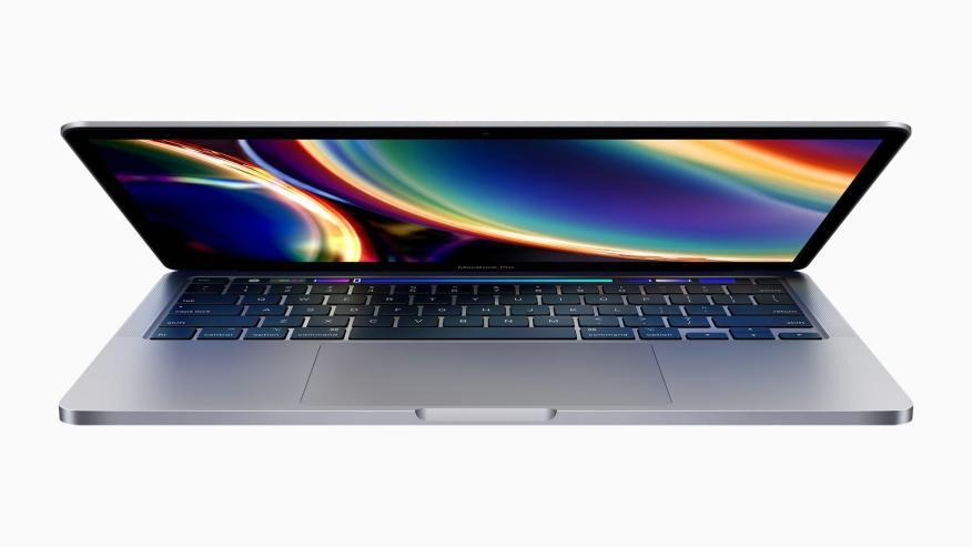 El nuevo MacBook Pro de 13 pulgadas de Apple.