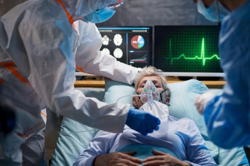 Las tormentas de citoquinas que hacen que el cuerpo se ataque a sí mismo pueden ser un factor clave en los mortales casos de coronavirus.