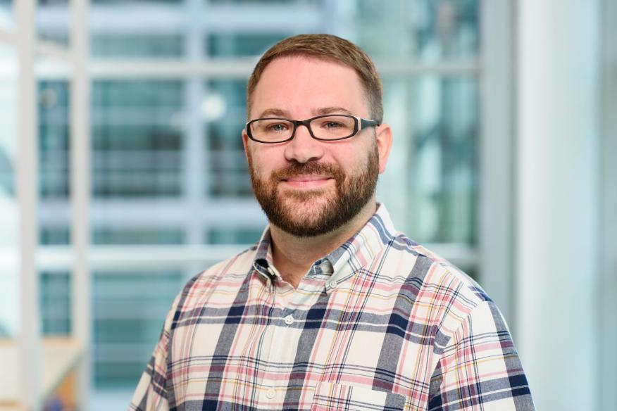Cal Henderson, cofundador y director de tecnología de Slack.