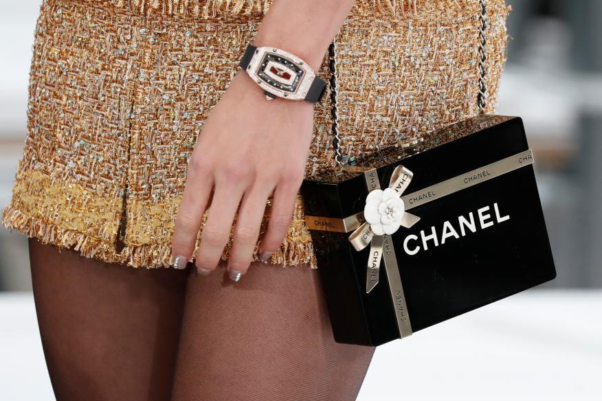 Un bolso de Chanel