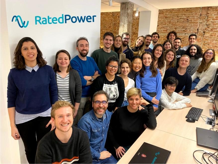 El equipo de Rated Power