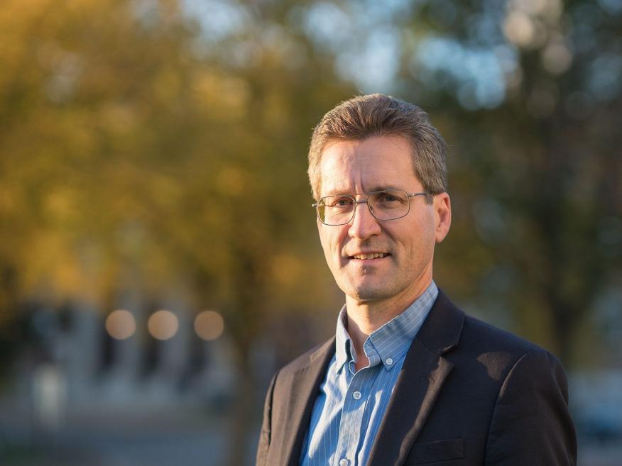 El investigador del Dartmouth College David Kotz dirige un proyecto sobre la ciberseguridad en internet de las cosas.