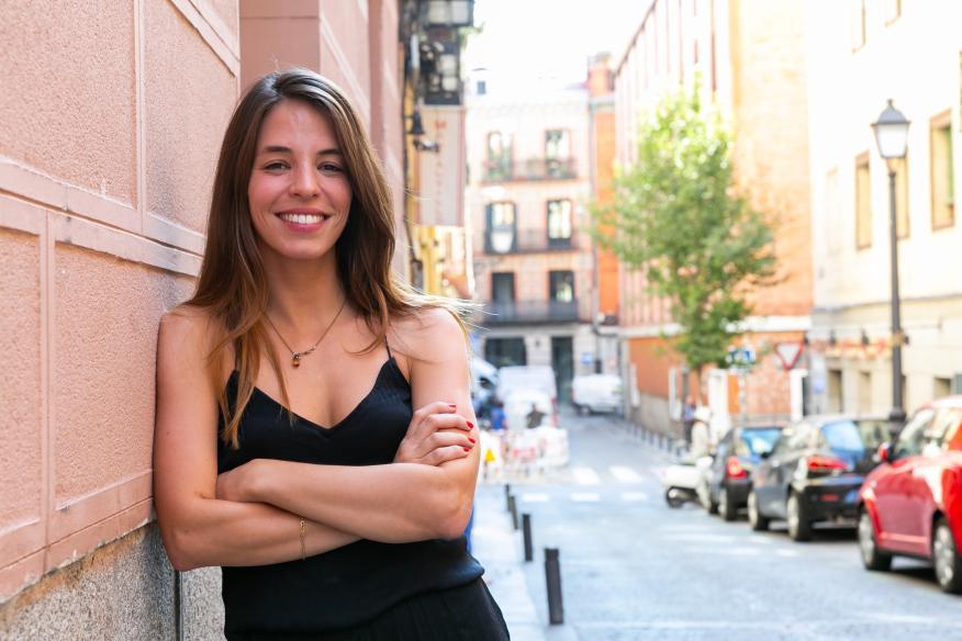 Joana Caminal, responsable de Nextdoor en España.