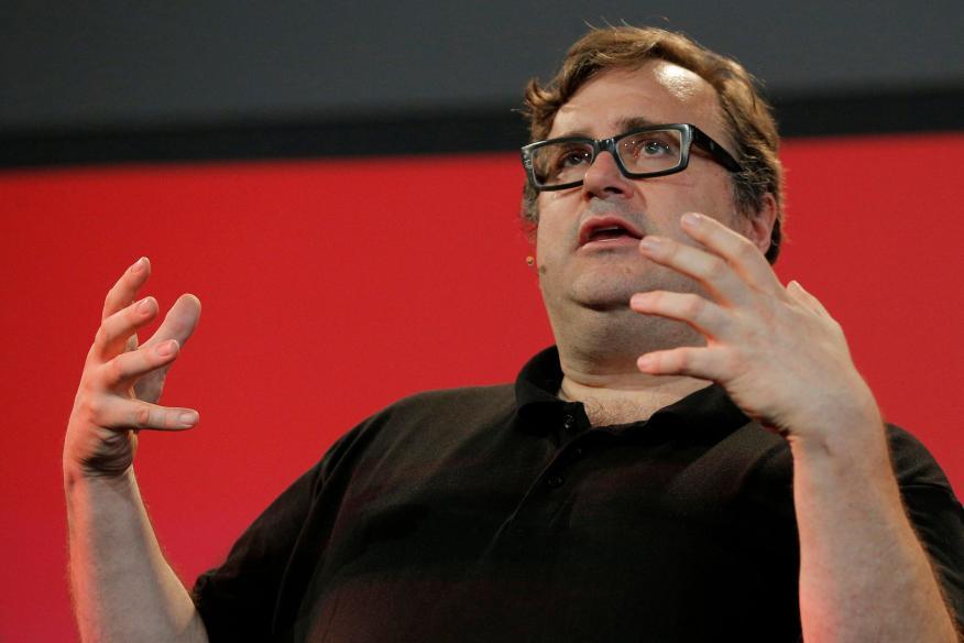 Reid Hoffman, uno de los fundadores de LinkedIn.