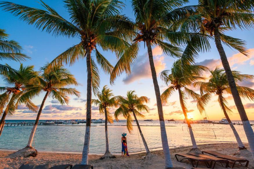 Podrías estar admirando la puesta de sol sobre el Caribe en poco tiempo.