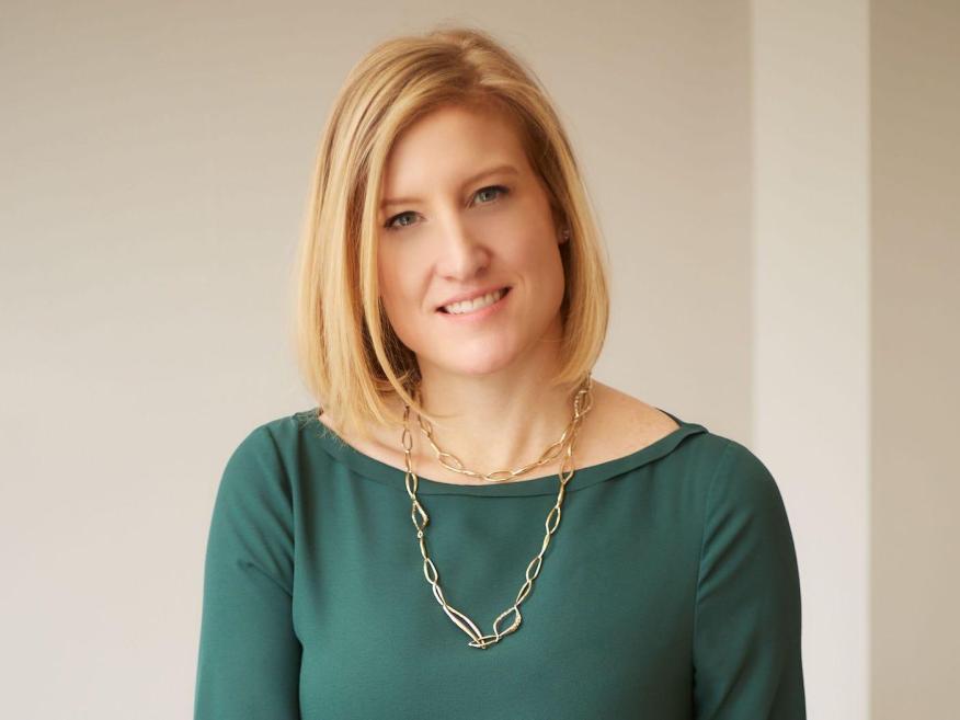 Blair Heitmann, experta de carreras de LinkedIn.