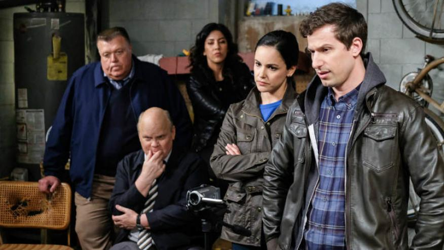 Fotograma de 'Brooklyn Nine Nine'