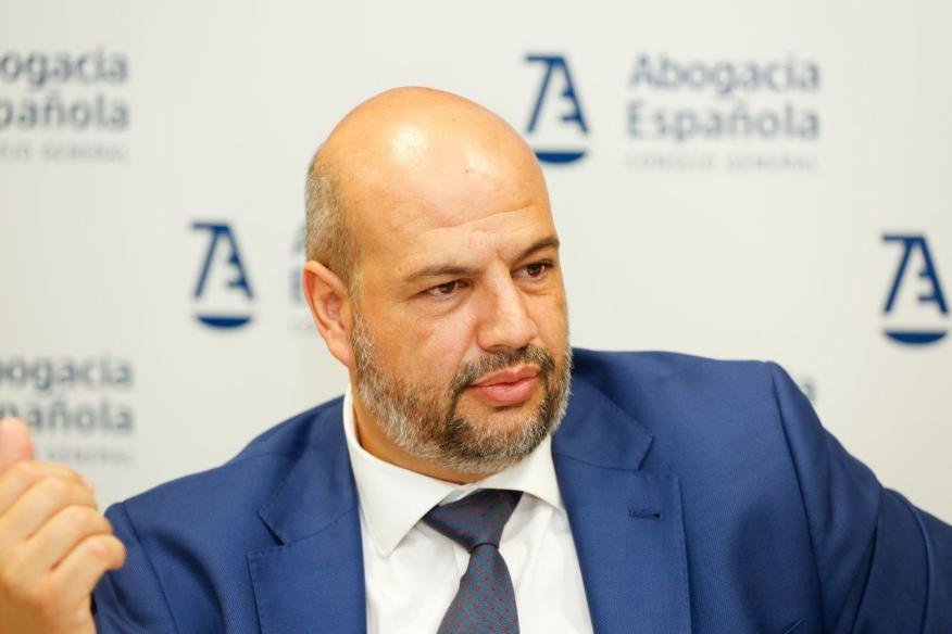 Enrique Zarza, CEO y socio fundador de Icired.