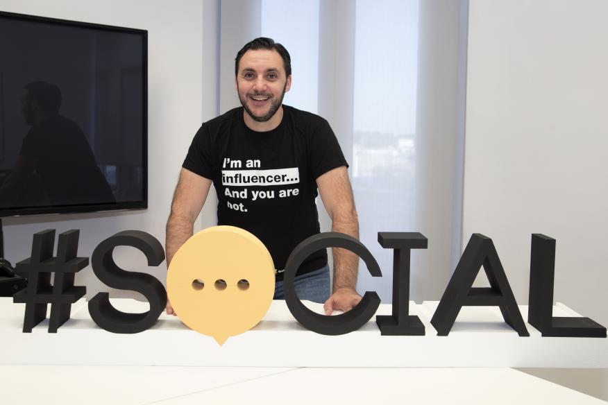 Ismael El-Qudsi, CEO de SocialPubli.