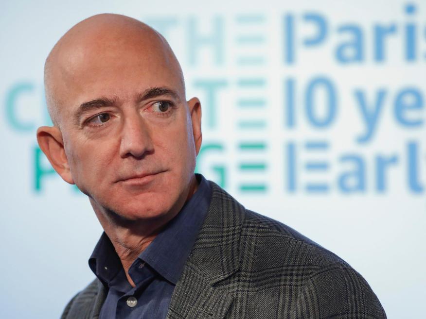 Jeff Bezos desliza que pudo haber violado la privacidad de terceros