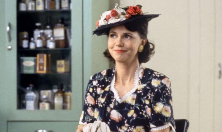 Sally Field en una escena de 'Forrest Gump'.