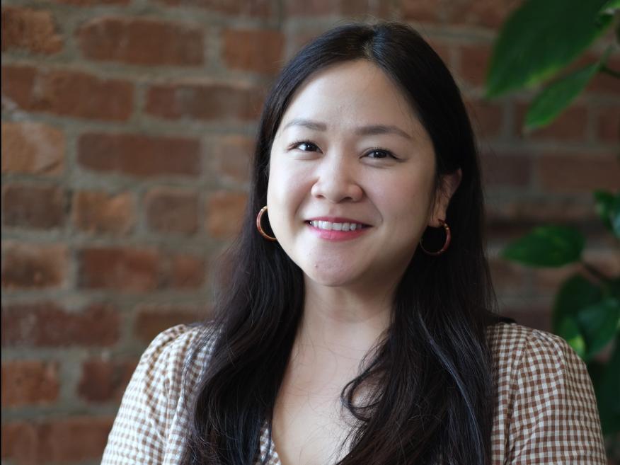 Susie Song, encargada de contrataciones en Google