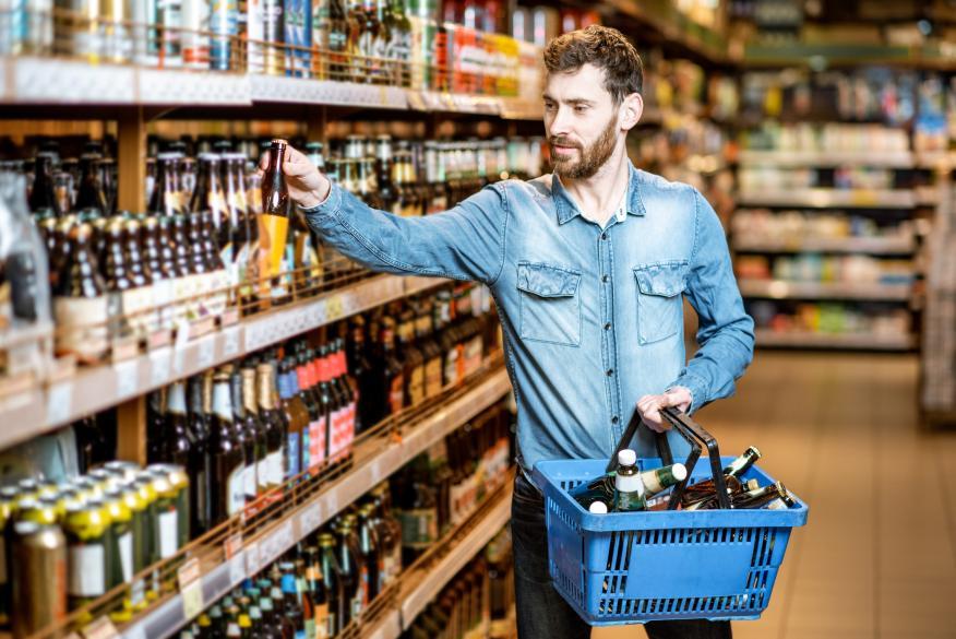 comprar cervezas