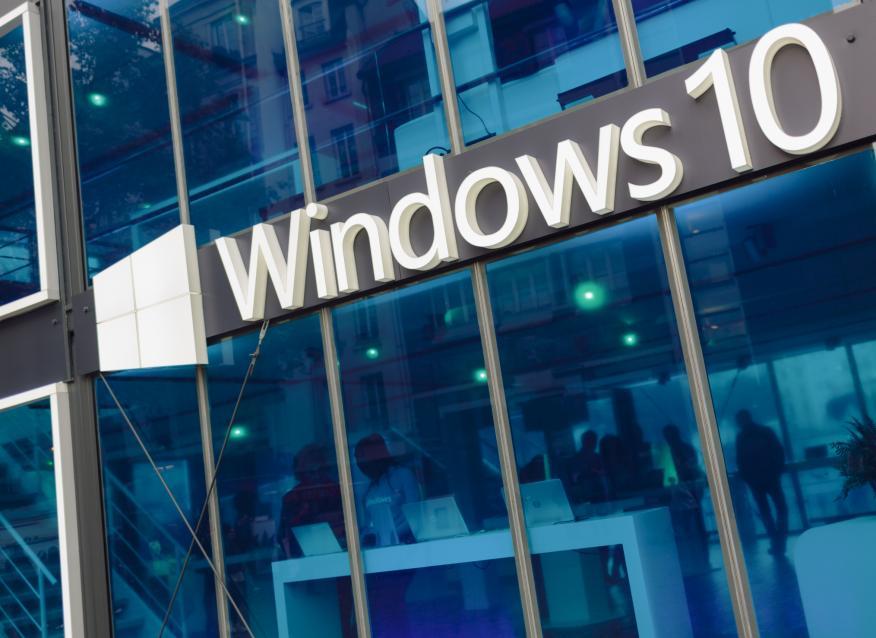 Logo Windows 10