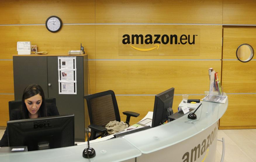 Recepción de Amazon Europe Holding Technologies