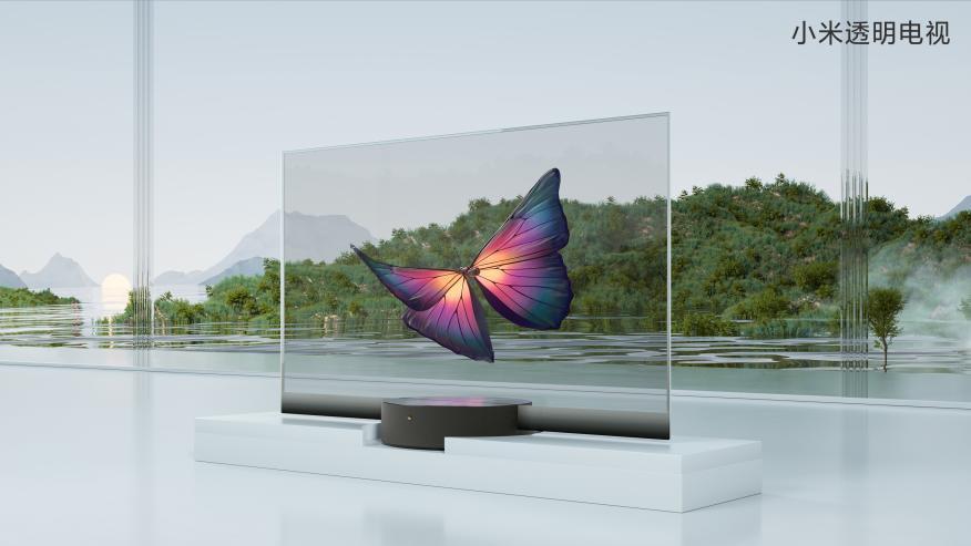 Televisión Mi TV Lux Transparent Edition, de Xiaomi