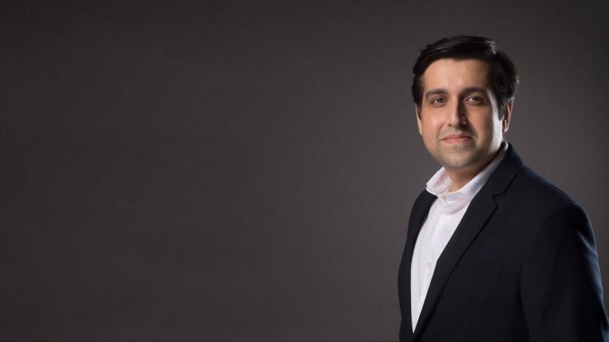 El CEO de Realme en Europa e India, Madhav Sheth.