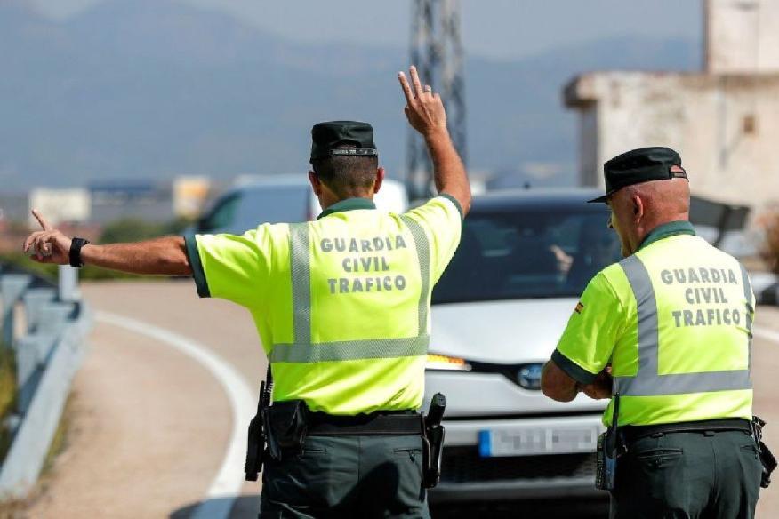 Controles de tráfico en Madrid