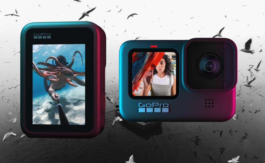 GoPro presenta la nueva Hero9 Black con 'más de todo'