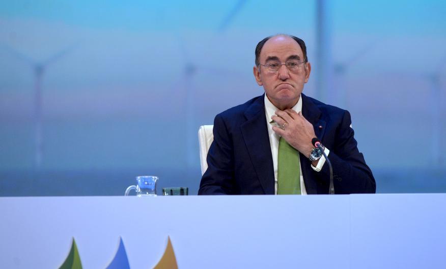 Ignacio Galán, CEO Iberdrola
