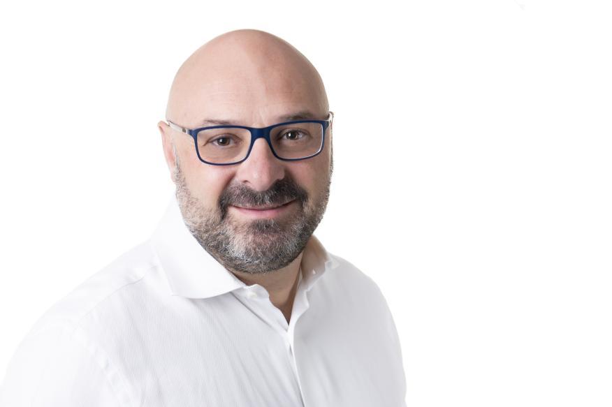 El CEO de Dioxinet, Jorge Arias.