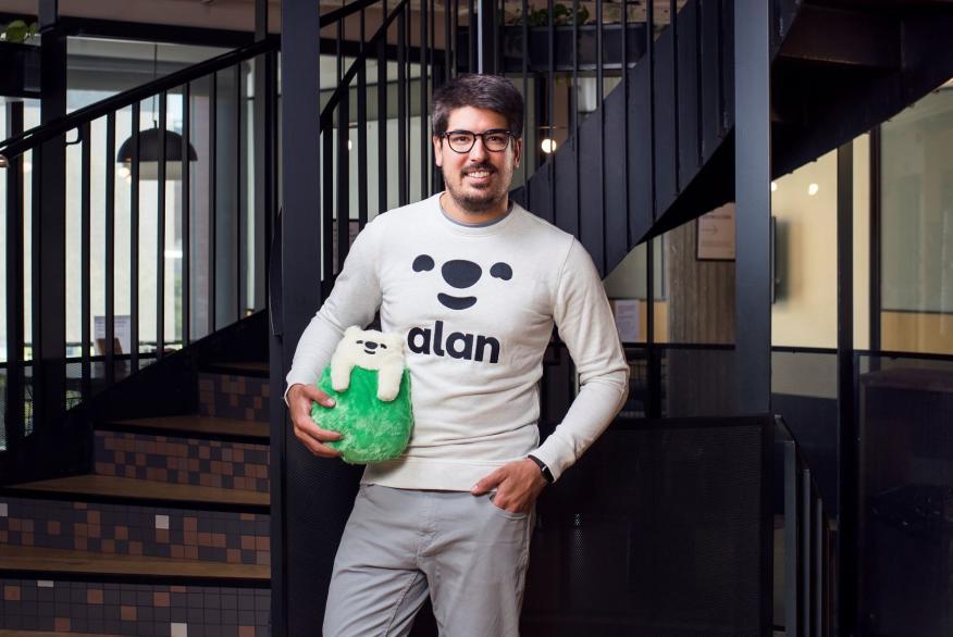 Manel Pujol,  country manager en España de Alan.