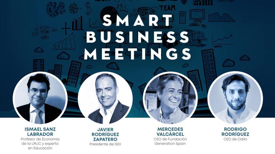 X Smart Business Meeting: educación