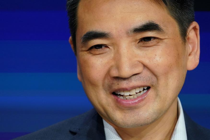 Eric Yuan, fundador y CEO de Zoom