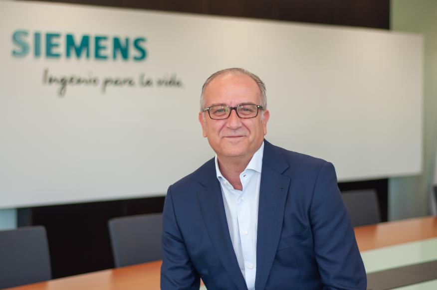 Jose Bolaños, responsable de EHS de Siemens.