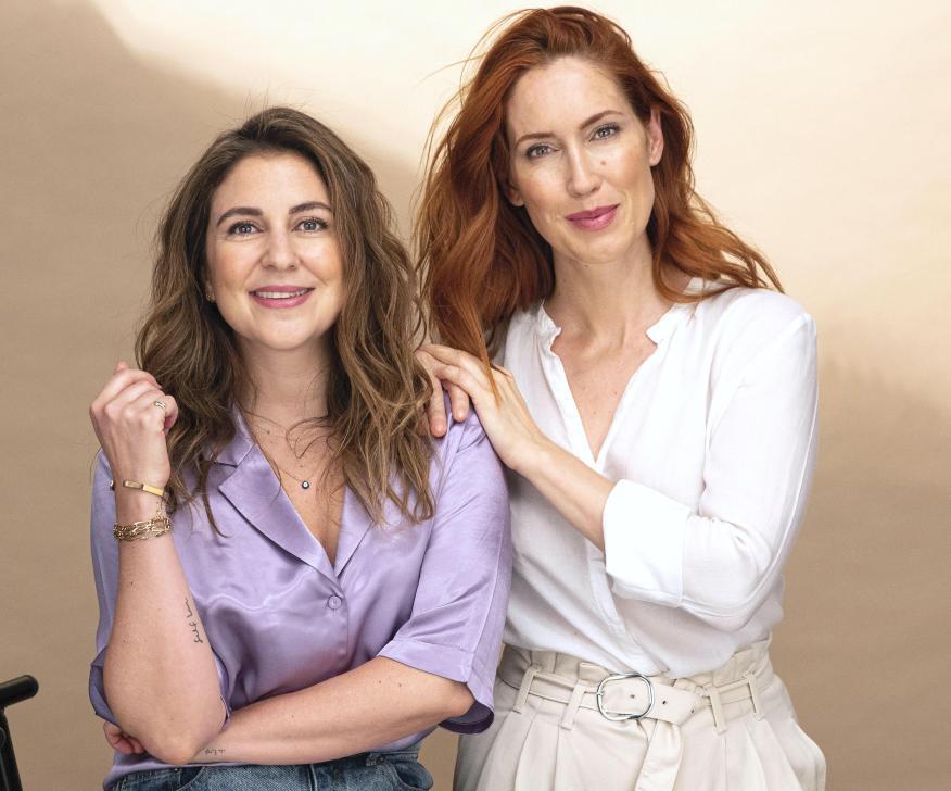 Marta Sánchez-Moreno y Carla Sánchez, fundadoras de The Holistic Concept.