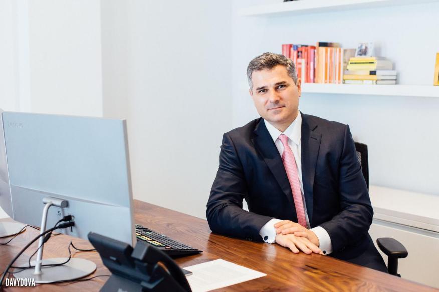 Pedro Escudero, CEO del hedge fund DPM Capital.