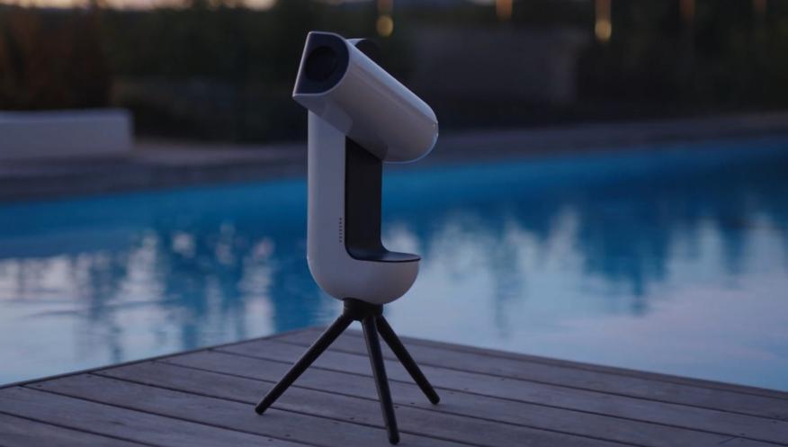 Este telescopio inteligente busca automáticamente los planetas y te envía las fotos al móvil