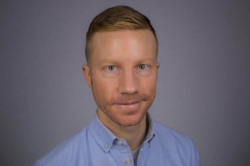 El CEO de Viavan, Chris Snyder.