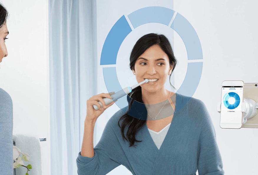 cepillo electrico Oral B Genius 8000N
