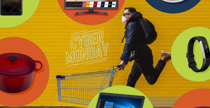 Cyber Monday ofertas mitad de precio