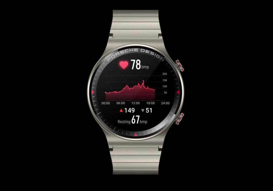 Huawei Watch GT2 Porsche Design