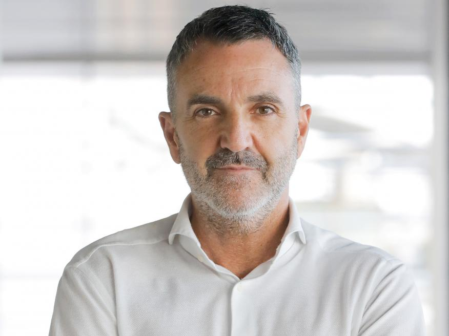 Javier Jiménez, director general de Lanzadera